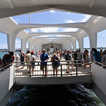 Inside the U.S.S. Arizona Memorial