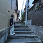 Lots of interesting narrow streets in the hills of Kagurazaka.